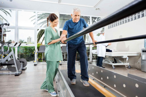 Geriatric Care: How Physical Therapy Helps Older Adults